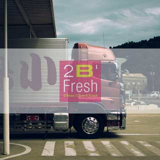 2bFresh – Customized Logistics Information System
