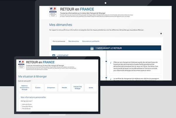 Projet retour en France